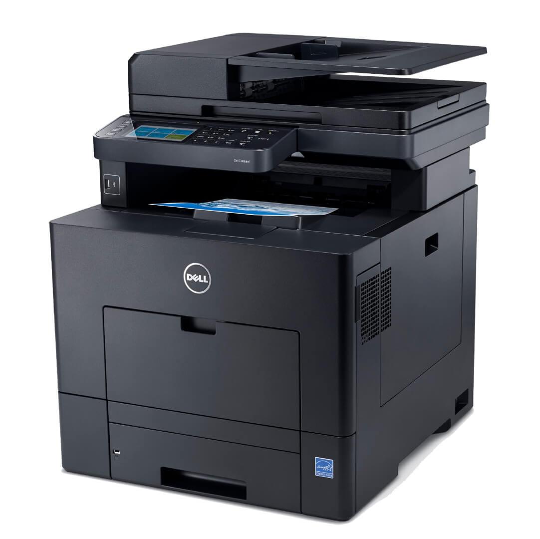Testbericht Dell Multifunktions-Farbdrucker c2665 dnf - Testpraktiker