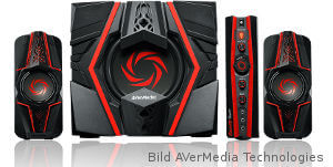 AVerMedia Gaming Speakers