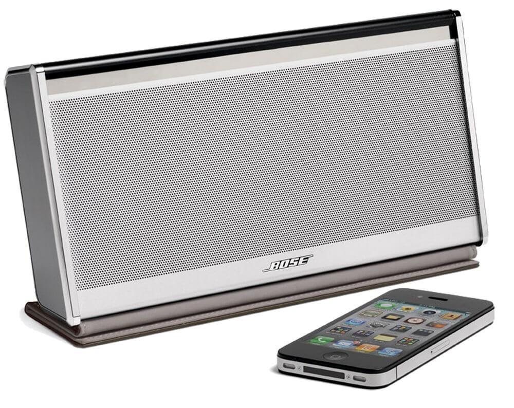 testbericht bose soundlink bluetooth mobile speaker ii. Black Bedroom Furniture Sets. Home Design Ideas