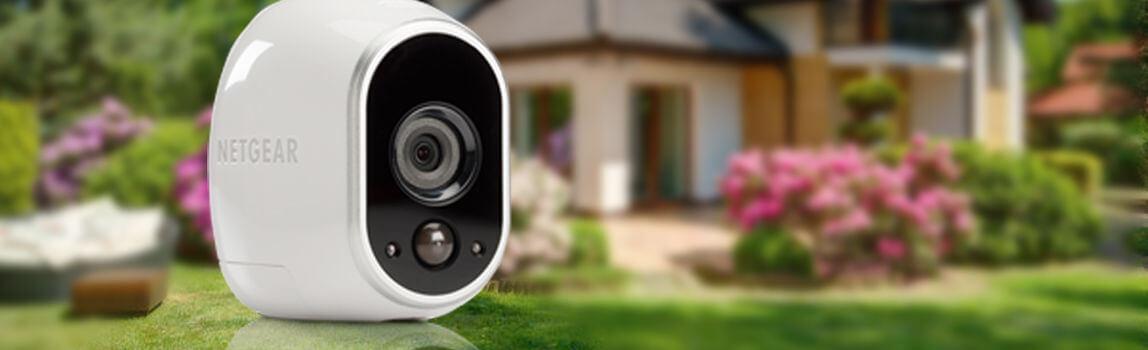 Arlo-Sicherheitssystem HD-Kamera