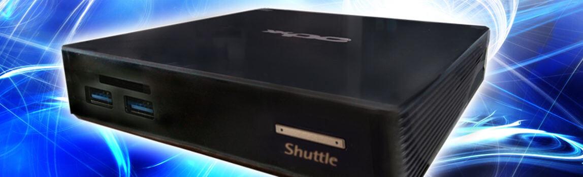 Shuttle XPC nano Barebone NC01U